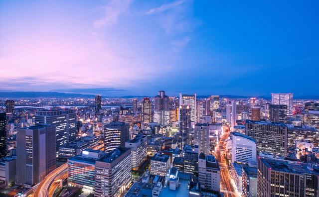 コンラッド大阪|コンラッド・ホテルズ&リゾーツ